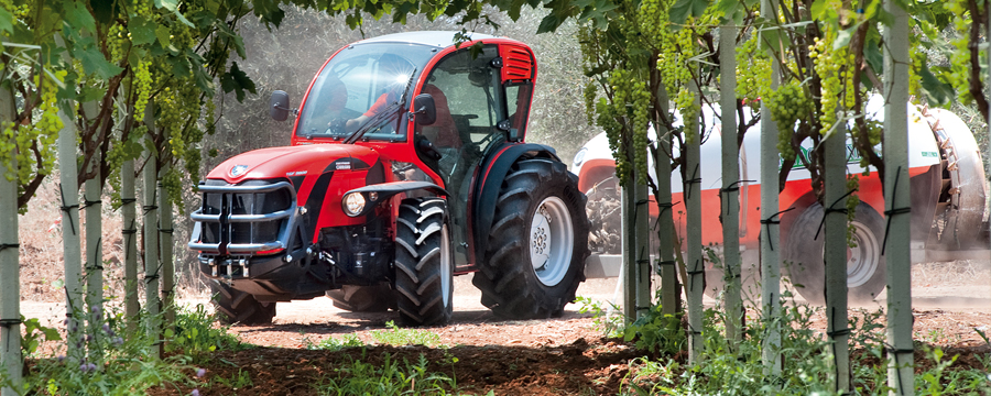Antonio Carraro tractor | TGF 9800