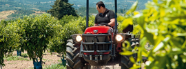 Antonio Carraro tractor photo